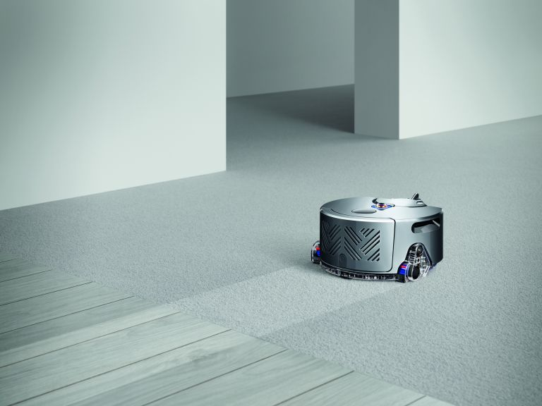 Dyson 360 Eye robot vacuum cleaner review | Real Homes