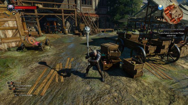 Best Witcher 3 Mods - Enhancement System