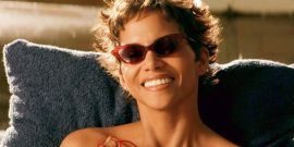 In Love Halle Berry Posts Topless Video For Valentine's Day