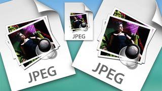 JPEG image icons