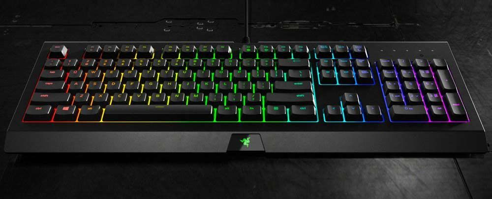 Razer Cynosa Keyboard Review: A Colorful Value | Tom's Guide