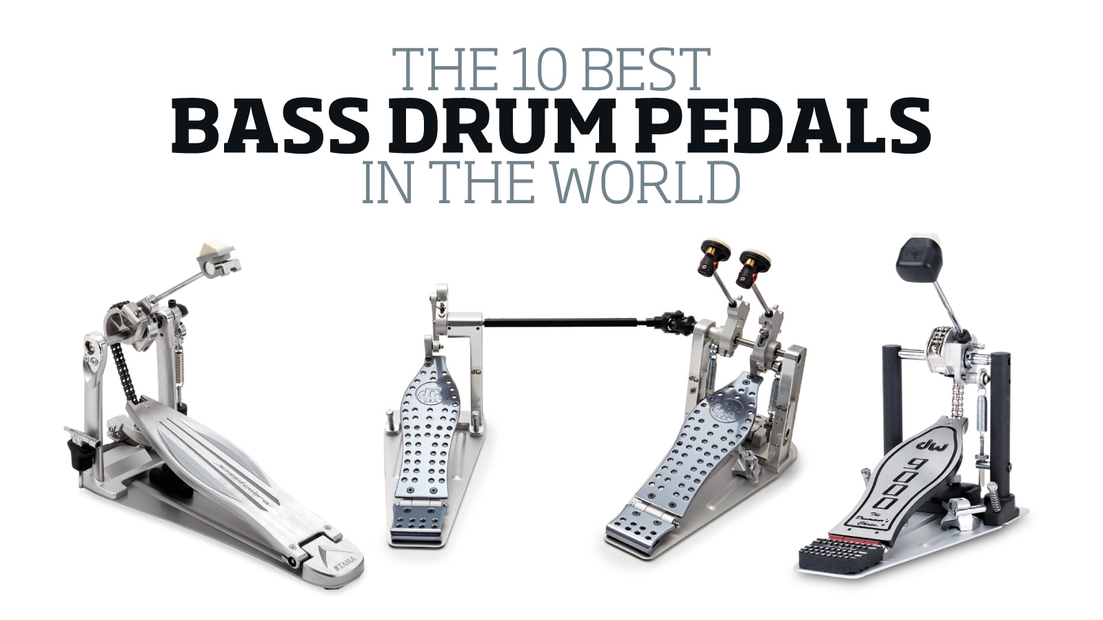 The 10 best bass drum pedals in the world today | MusicRadar