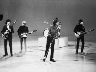 TV history The Rolling Stones play Satisfaction on Ed Sullivan 1966