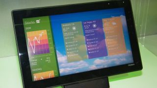 Intel reveals its Windows 8 tablets will be feature packed