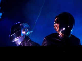 Daft Punk: pass the maple syrup will you?