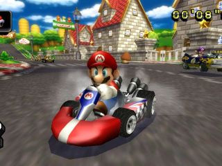 Mario Kart - enjoyed by elderly ladies worldwide, suggests the ESA's latest survey