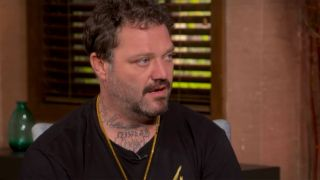 Bam Margera in interview