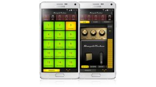 IK has already released a version of AmpliTube for certain Samsung Android devices.