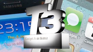 T3 Awards voting opens with Galaxy S3 taking on iPhone 4s