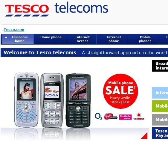 Nationwide Claims Number >> Tesco denies mobile expansion plans | TechRadar