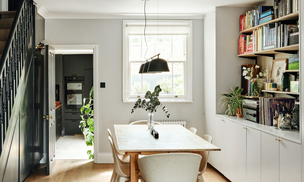The lessons in monochrome interiors we'll take from this contemporary London home