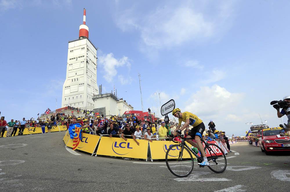 Resultado de la imagen para el ciclismo de Mont Ventoux