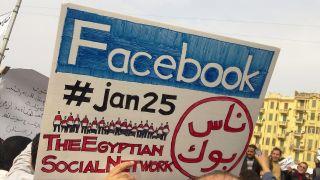 Arab Spring social media