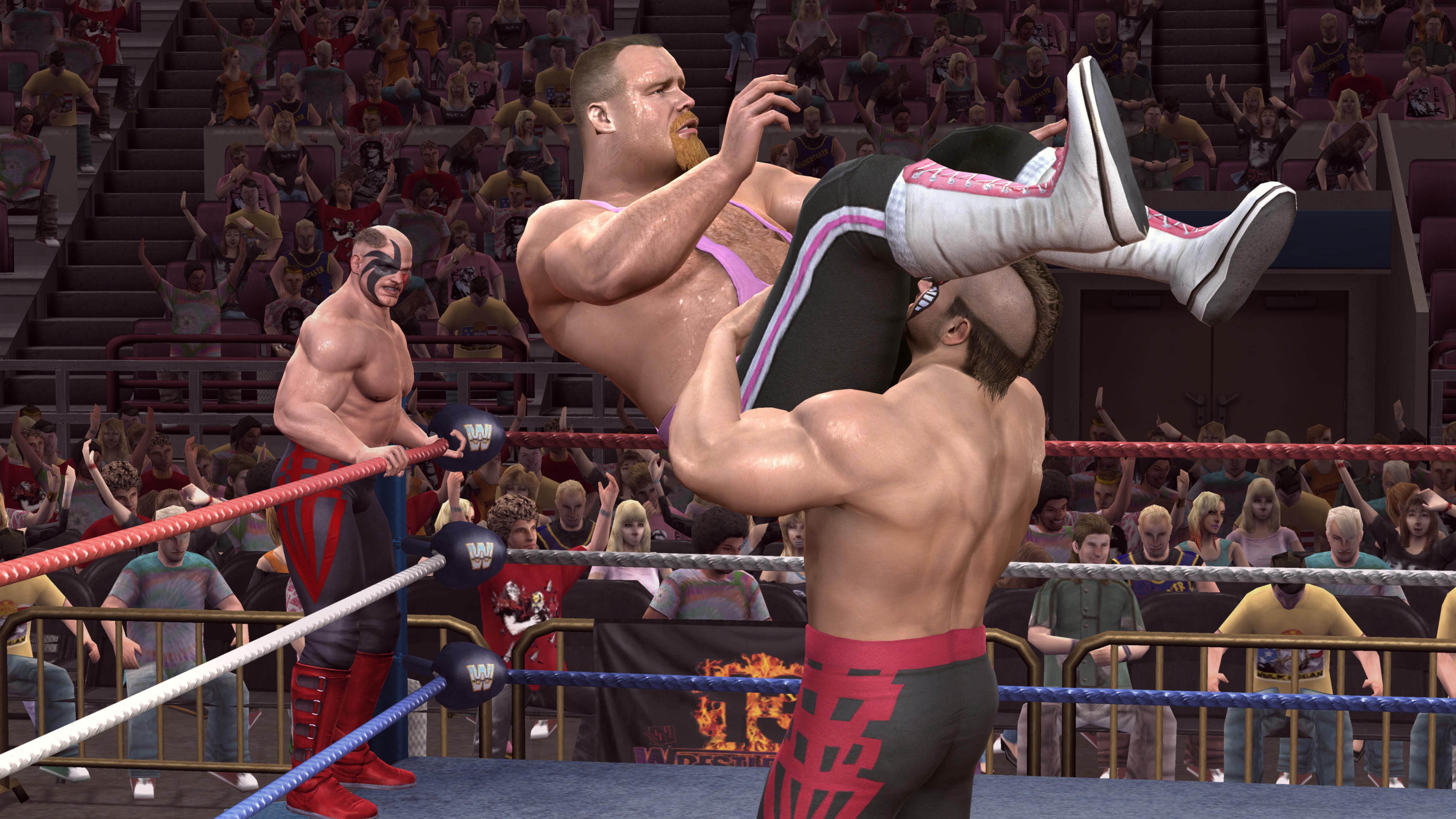 Wwe Legends Of Wrestlemania Review Gamesradar