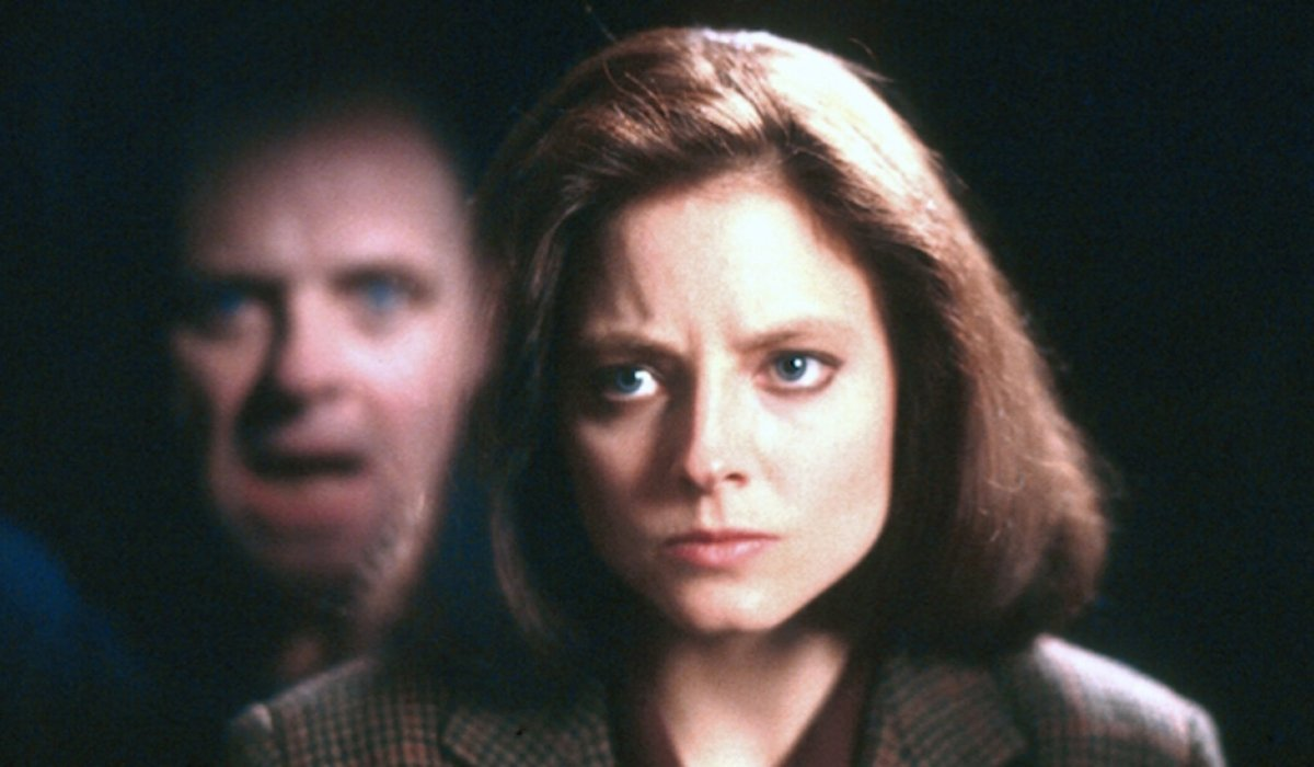 Silence of the Lambs Jodie Foster intimidated by Anthony Hopkins