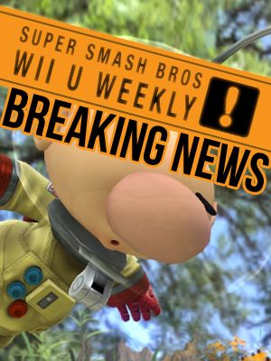 Olimar confirmed for Smash Bros! - Super Smash Bros. Wii U Weekly Breaking News