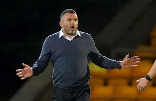 St Johnstone v LASK – UEFA Europa Conference League – Play-offs – Second Leg – McDiarmid Park