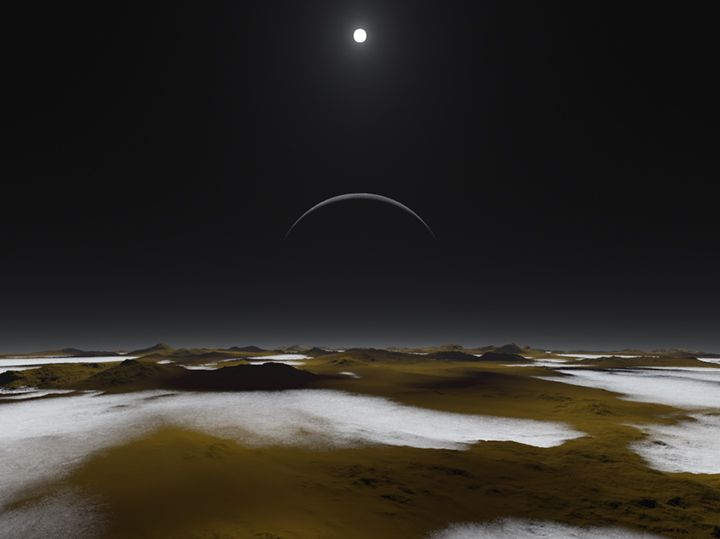 NASA's 'Pluto Time' Shows You How Bright It Is on Dwarf Planet