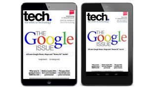 The Google Issue of tech. magazine is out now!