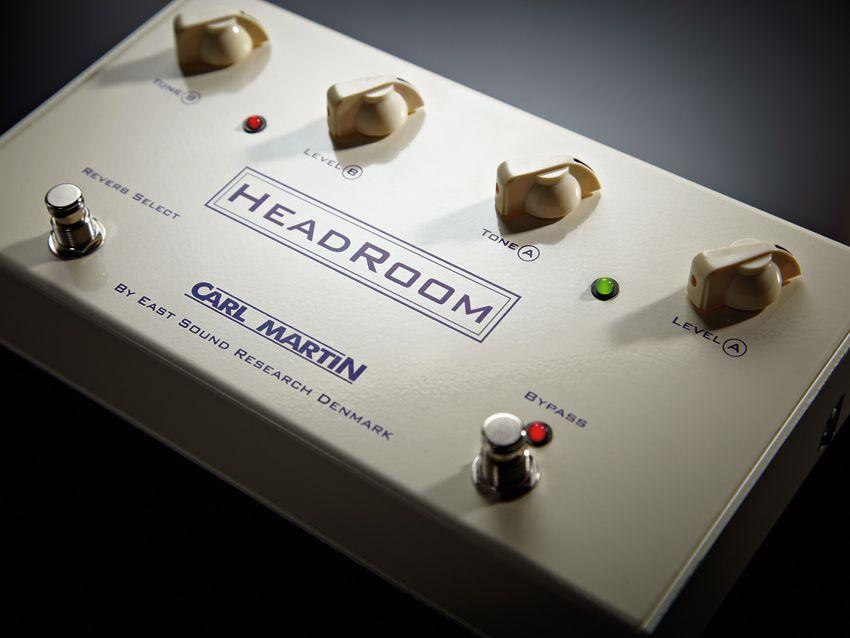 Carl Martin Headroom Review Musicradar