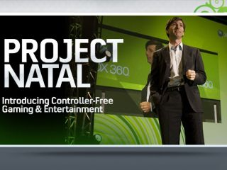 Will Natal tech be built in to the next Xbox