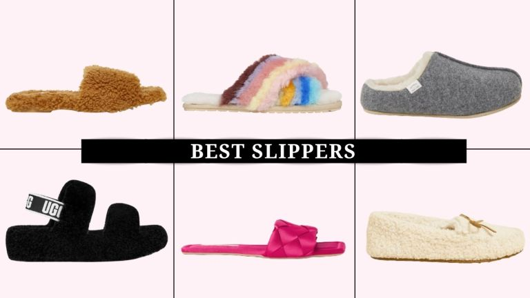 best slippers collage
