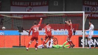 Crawley Town v Leeds United – Emirates FA Cup – Third Round – People's Pension Stadium
