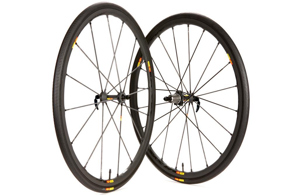 61bc8bca5e8 Mavic R-Sys SLR wheels review - Cycling Weekly