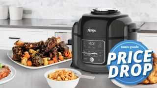 Ninja Foodi Deal Slashes 55 Off The Best Air Fryer And Pressure