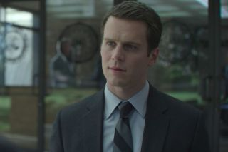 Jonathan Groff in Mindhunter.