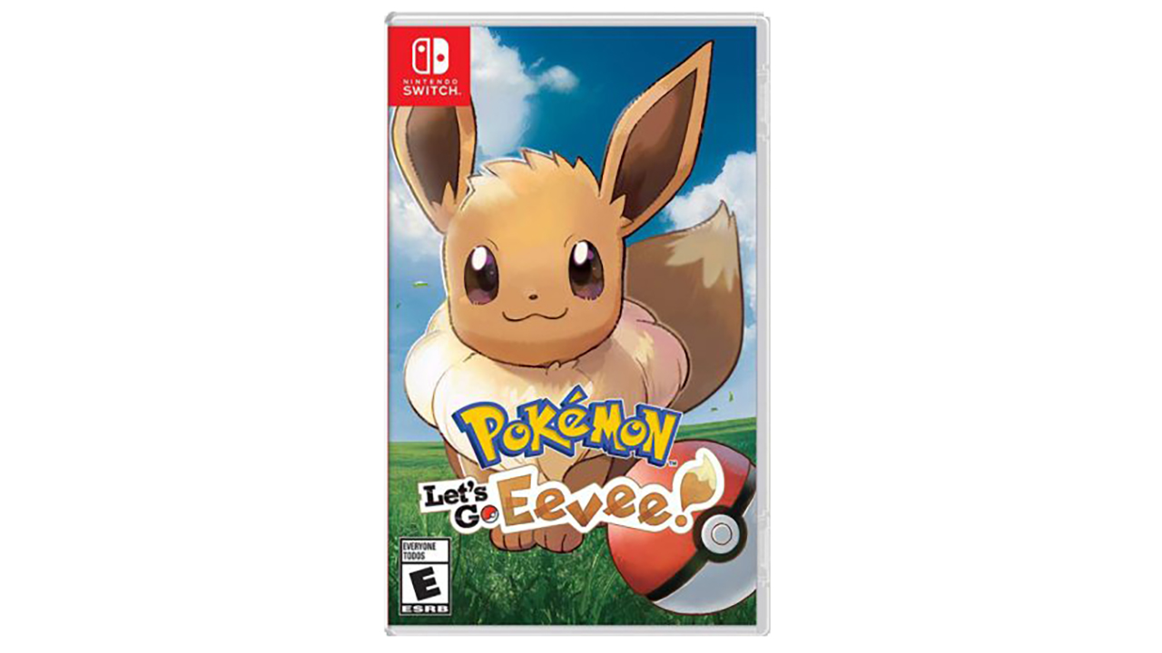Pick Up Pokemon Let S Go Eevee For Just 44 In The Amazon Prime