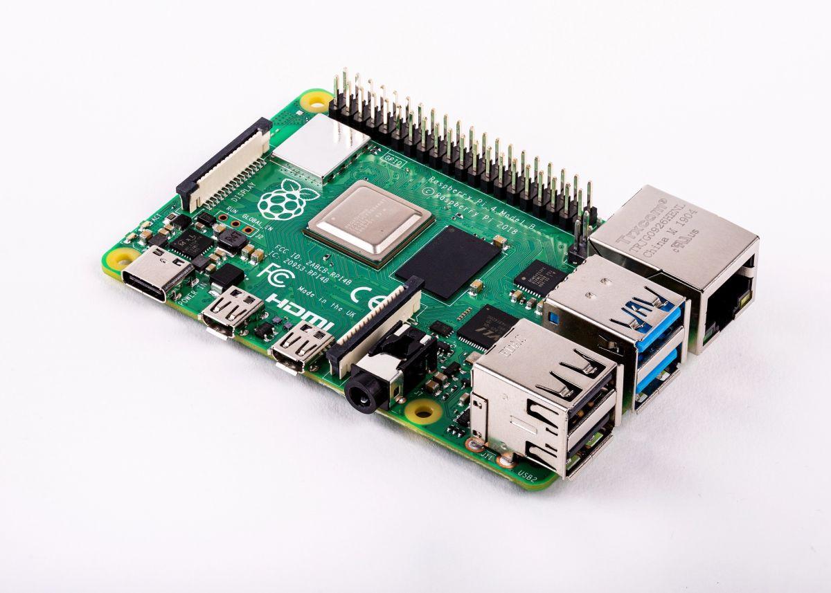 Raspberry Pi - cover