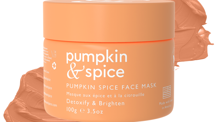 Pumpkin & Spice Clay Face Mask