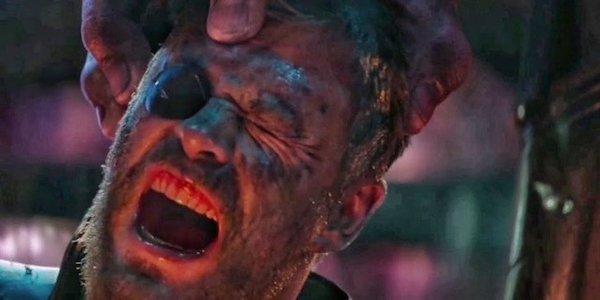 Chris Hemsworth in Avengers: Infinity War