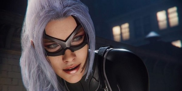 Black Cat in Marvel's Spider-Man.