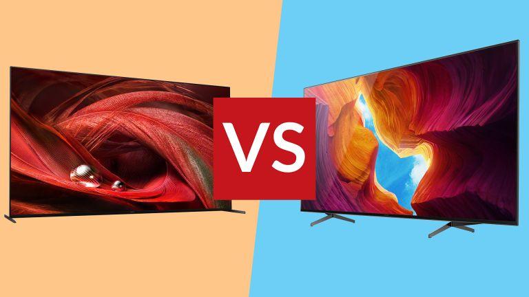Sony X95J vs Sony XH95