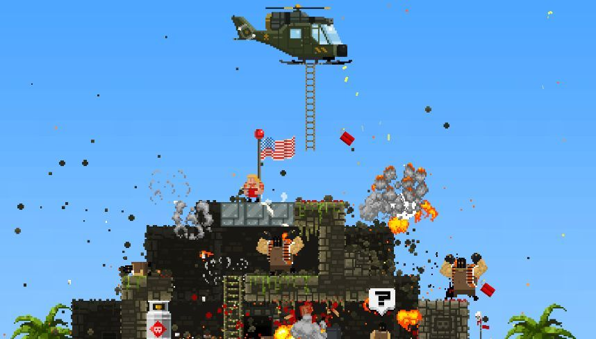 Opinions about Broforce