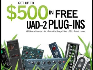 Now could be the time to buy a UAD-2.