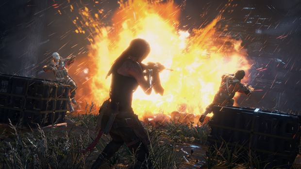 Rise of the Tomb Raider's big problem will never go away