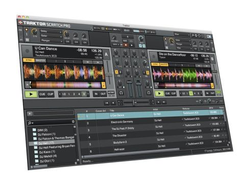 djing with traktor pro android download
