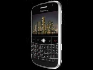 The new Blackberry Bold