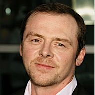 Simon Pegg starring in Burke And Hare