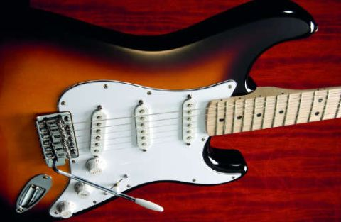 Fender Mexican Standard Stratocaster review | MusicRadar