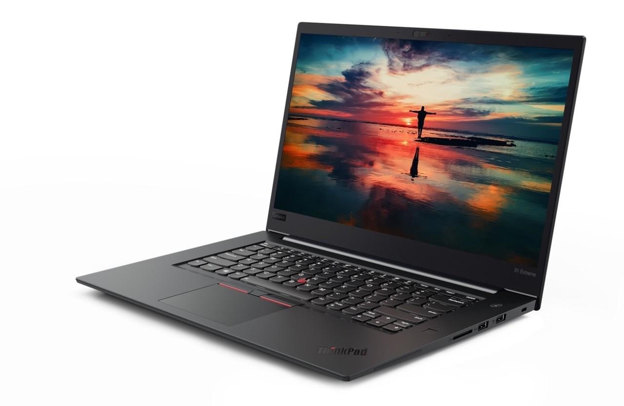 Lenovo ThinkPad X1 Extreme mobile workstation