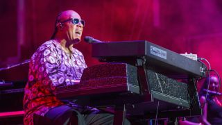 Stevie Wonder will be hitting Hyde Park on 10 July.