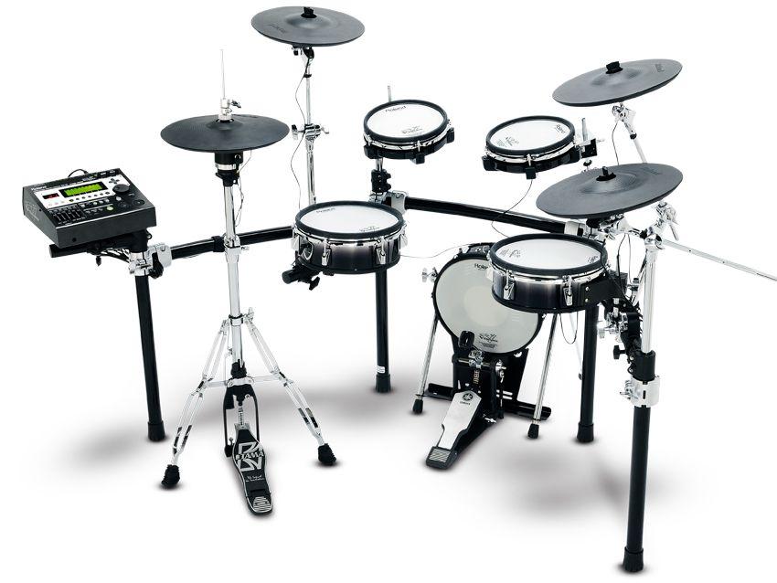 roland td 12kx electronic drum kit review musicradar. Black Bedroom Furniture Sets. Home Design Ideas