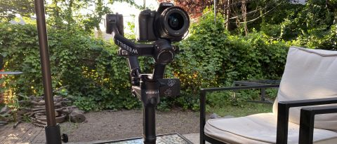 Weebill 2 Gimbal first impression