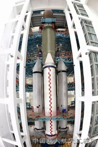 China's new Long March boosters