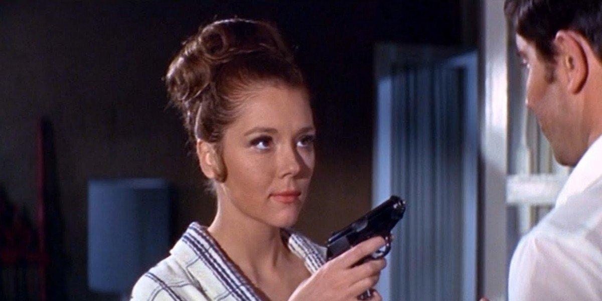 Dianna Rigg - On Her Majesty's Secret Service