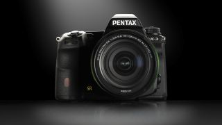 WIN! A Ricoh Pentax K-3 DSLR and lens worth £999